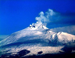 Mt Etna day tour